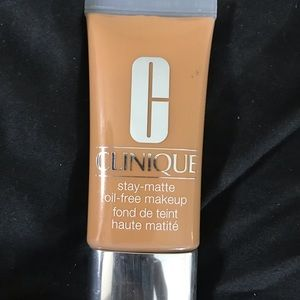 Clinique Stay Matte Foundation - $20